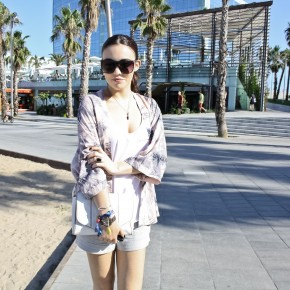 Daily Outfit in ''Barceloneta''
