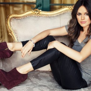Rachel Bilson / shoe collection