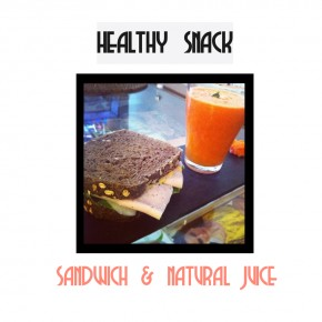 Healthy snack - Recipe