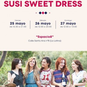 Susi Sweet Dress market in Madrid