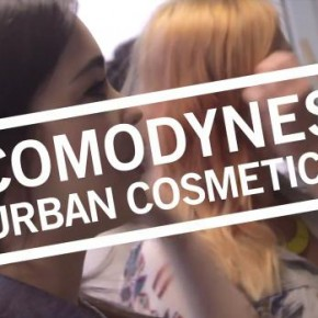 Blogger Beauty Session with Comodynes video.