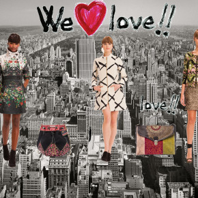 WE LOVE by Desigual