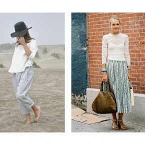 Inspiration of the day : Summer Looks