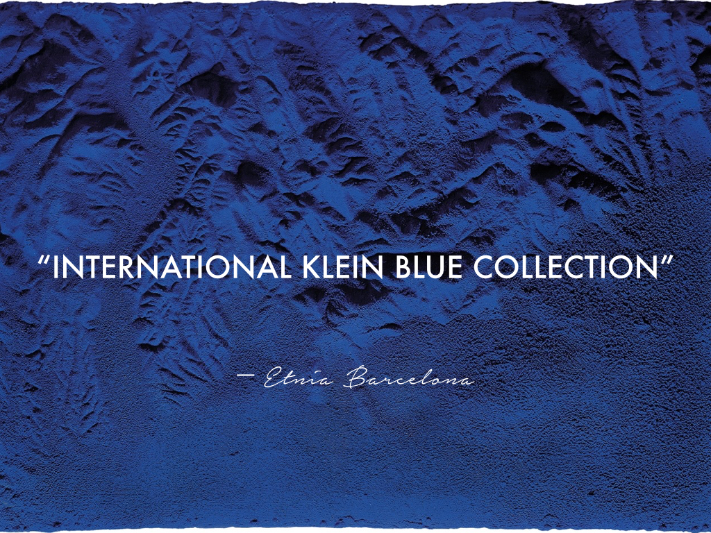 International klein etnia bcn