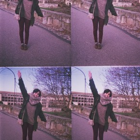 With my lomography