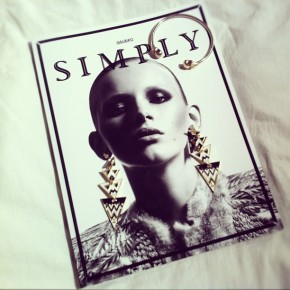 Simply, the new magazine