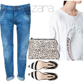 I need this ... >> Zara